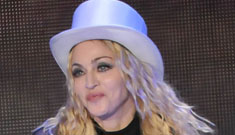Madonna's 'Sticky & Sweet' tour will resume in Europe