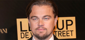 Did Martin Scorsese tell Leo DiCaprio his partying ways cost him 2 Oscars?