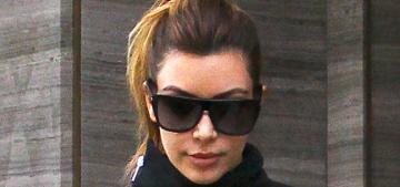 Kim Kardashian says Kanye is her 'best friend' & she wants three kids with him