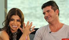 Paula Abdul & Simon Cowell mistake a local saying for a threat
