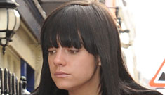 Lily Allen still needs to drink to perform