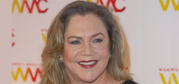 """Kathleen Turner at 60: """"I don't look like I did 30 years ago. Get over it!"""""""