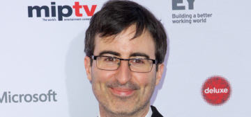 John Oliver bids adieu to The Daily Show with laughs, tears: amazing?