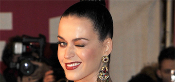 Katy Perry & John Mayer only get along because they don't talk to each other?