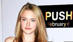 """""""Dakota Fanning at the Push premiere"""" afternoon links"""
