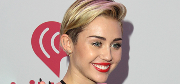 Miley Cyrus' new under the sheets 'Adore You' video: artistic or still trashy?