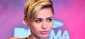 Miley Cyrus: People think I'm a 'freak that just pops molly and does lines all day'