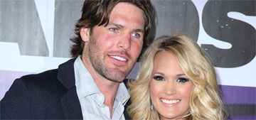 Star: Carrie Underwood's marriage on the rocks, 'she and Mike are barely speaking'