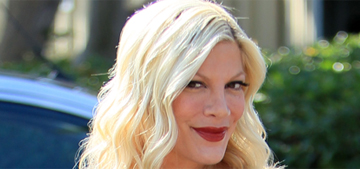 Tori Spelling is making Dean McDermott's home life 'hell' after he cheated