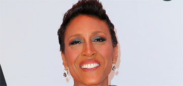 Robin Roberts comes out in Facebook post thanking longterm partner