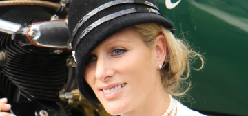 Zara Phillips-Tindall wants to have a simple NHS birth, no nannies & a career