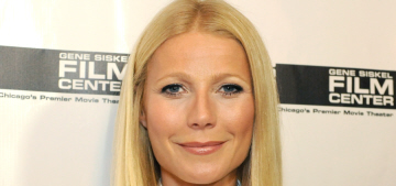"""""""Gwyneth Paltrow deigned to wear a pair of unflattering mom jeans"""" links"""
