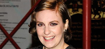 Lena Dunham: 'I write under duress, often in my bed, often at the last minute'