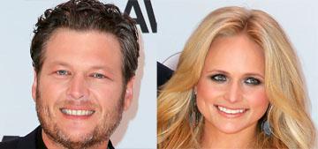 Miranda Lambert and Blake Shelton laugh off split rumors: overblown or accurate?
