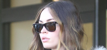 Megan Fox: 'I always bring cash for tips, and I never give less than $20′