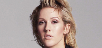 Ellie Goulding: 'People seem to think I'm more wife material than girlfriend material'
