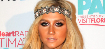 Kesha checked herself into rehab for 30 days to treat an eating disorder