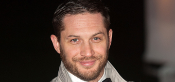 Tom Hardy: 'I'm just a frightened bloke. Everything scares me. Fear itself'