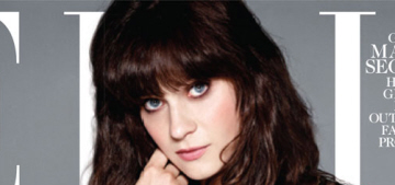 Who has the best Elle cover: Zooey, Mindy, Allison Williams or Amy Poehler?
