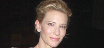 """""""Cate Blanchett looked regal, fabulous at the NYFCC Awards"""" links"""