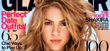 Shakira: 'My man, Gerard, prefers meat over bone. He doesn't like too skinny'