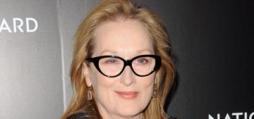 Meryl Streep went HAM on Walt Disney & institutional sexism at the NBR Awards