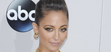 Star: Nicole Richie is 88 pounds, anorexic & living on sunflower seeds