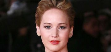 Jennifer Lawrence says she kissed 'Fatman' instead of 'Batman': rude or funny?