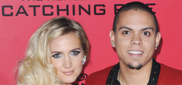 Ashlee Simpson is engaged to Diana Ross' son, Evan Ross of 'Mockingjay'
