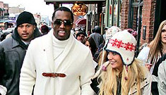 Is Aubrey O'Day from Danity Kane pregnant with Diddy's baby?