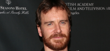 Michael Fassbender met with JJ Abrams about 'Star Wars': Fassy the Jedi?