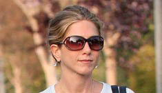 Is Jennifer Aniston romancing her ex-husband Brad Pitt's co-star?