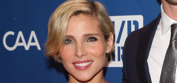 Elsa Pataky confirms to Hola Mag that she's pregnant with twins