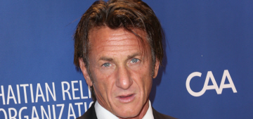 Is Sean Penn romancing Charlize Theron to piss off Robin Wright?