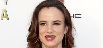 Juliette Lewis & the ladies in red at Critics' Choice: who looked the best?