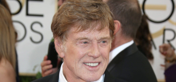 """""""Robert Redford doesn't care that he wasn't nominated for an Oscar"""" links"""
