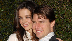 Katie Holmes is getting sick of living with her mother-in-law