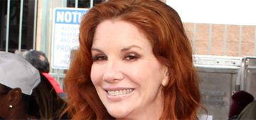 Melissa Gilbert on her old rival, Shannen Doherty: 'I'd punch her in the nose'