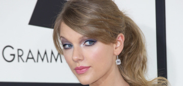 Taylor Swift in Gucci at the Grammys: one of the best-dressed of the night?