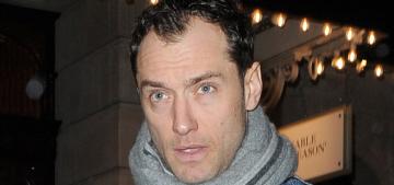 Jude Law confirms: Daniel Craig & Sienna Miller had an affair in 2005