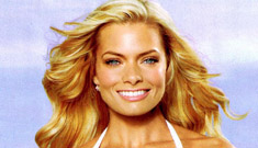 Jamie Pressly shows off super fit post-baby body in Shape