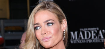 Denise Richards to move out of Charlie Sheen's mansion following eviction threat