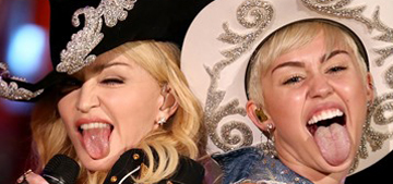 Miley Cyrus & Madonna on MTV's 'Unplugged': terrible or surprisingly good?