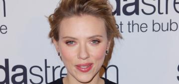 Scarlett Johansson resigns as Oxfam ambassador after SodaStream controversy