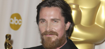 """""""Happy birthday to Christian Bale, he turns 40 years old today"""" links"""