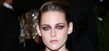 Kristen Stewart's The Cut interview is full of great hair/perfume drama