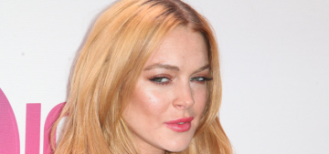 Lindsay Lohan victimized by crack-thievery: how the crack-worm turns, eh?