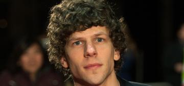 Jesse Eisenberg cast as Lex Luthor in 'Batman vs. Superman': good pick?