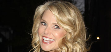 Christie Brinkley's ex trashes her for something she never said: 'egregious lie'