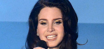 Is Lana del Rey secretly engaged to Barrie-James 'Pepsi Cola' O'Neill?